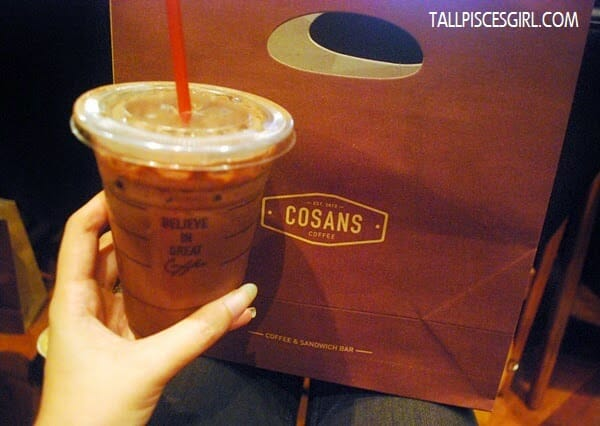 COSANS Coffee @ Solaris Mont Kiara Grand Opening 3