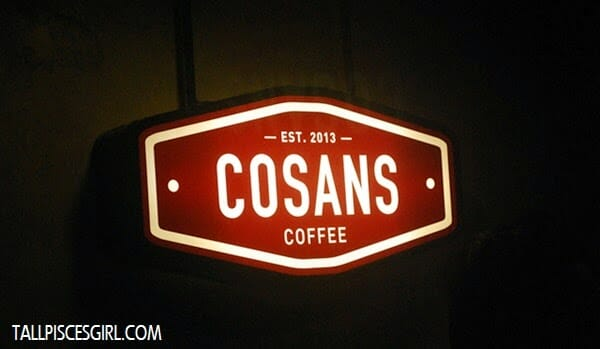 COSANS Coffee @ Solaris Mont Kiara Grand Opening 1