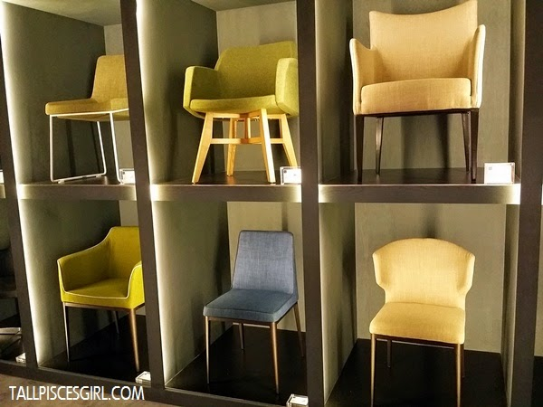 So many chair selections @ Stanzo Collection