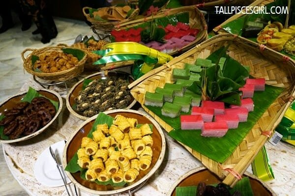 Assorted Malay Kuih @ Cinnamon Coffee House, One World Hotel PJ