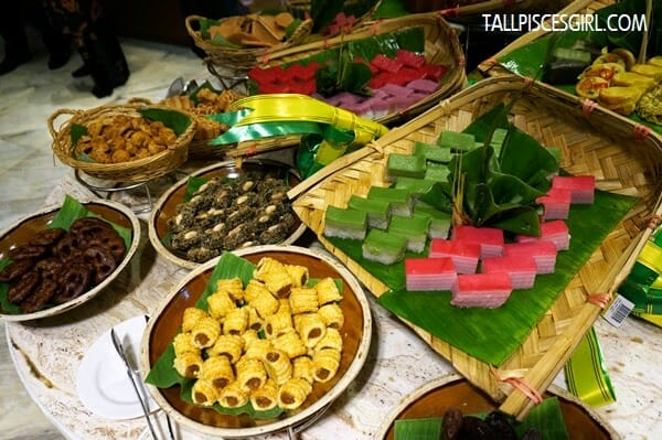 Assorted Malay Kuih