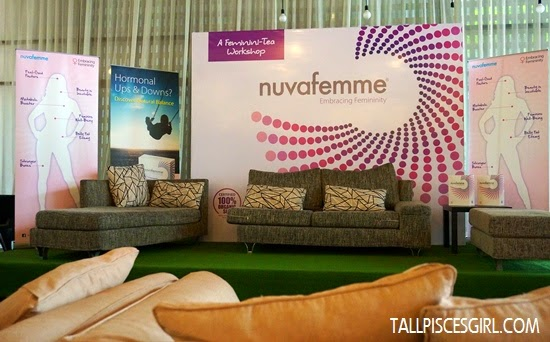 "Nuvafemme ""Feminini-Tea"" education workshop"