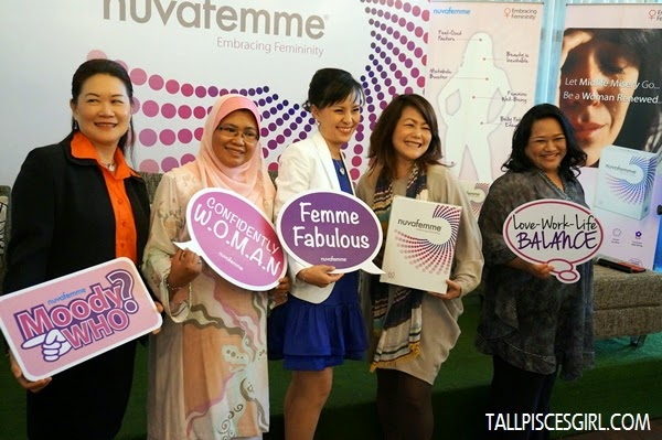 Nuvafemme - A happy group photo