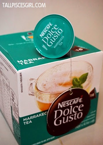 Nescafe Dolce Gusto Marrakech Tea