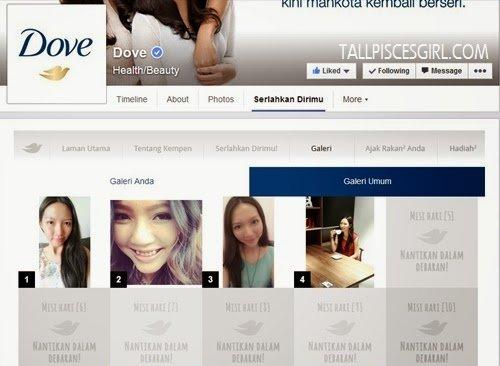 Dove Serlahkan Dirimu 6 - Dove Serlahkan Dirimu Photo (Selfie) Contest