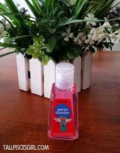 IMG 20140714 105626 | Review: bloop Germ Blaster (Anti-Bacterial Hand Gel)
