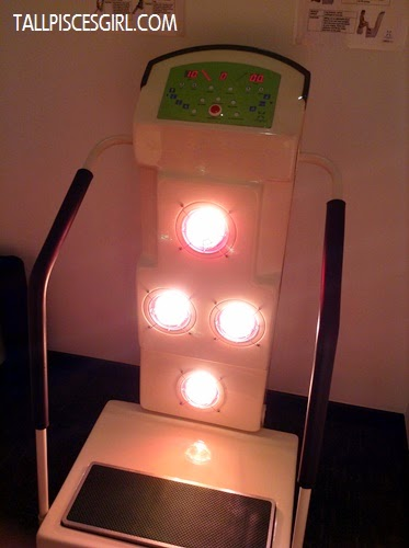 Vibe Kinetic Therapy machine