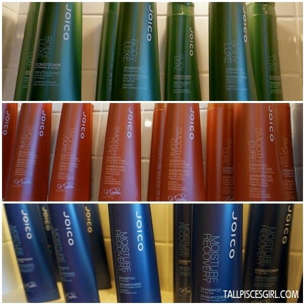 Other JOICO hair care products