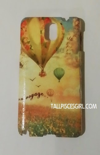 Decoupage Samsung Note 3 Phone Casing