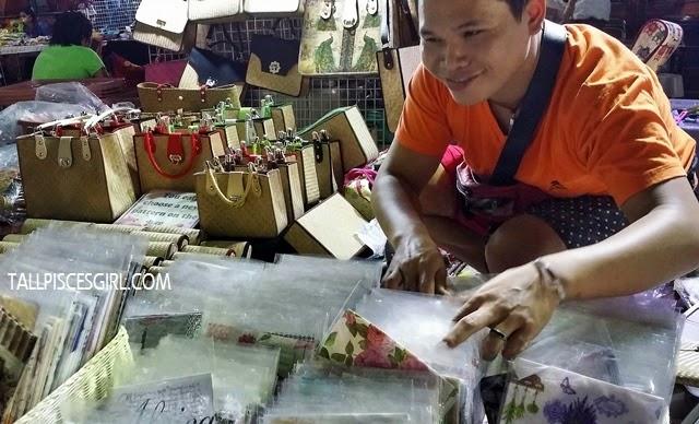 Travel: Pratunam Night Market @ Bangkok 1