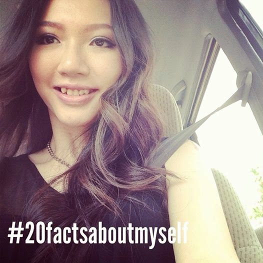 #20factsaboutmyself, tallpiscesgirl