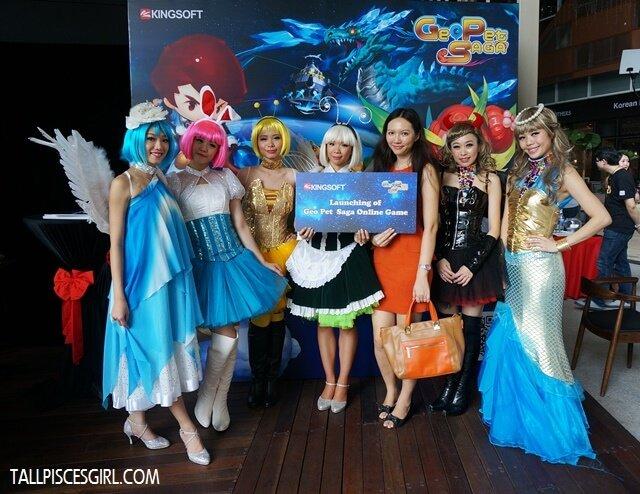 DSC01219 | KINGSOFT Launches Geo Pet Saga, Social Mobile RPG
