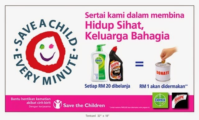 Save a child MY Tentc1 | Save a Child Every Minute