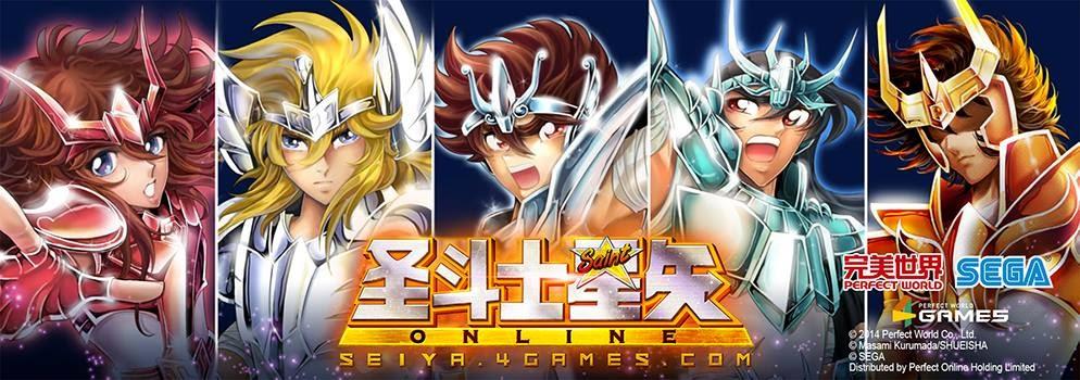 《圣斗士星矢Online》
