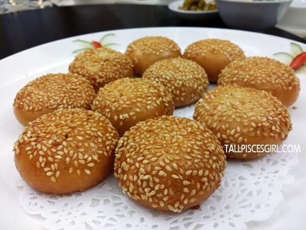 Si Chuan Dou Hua - Pan-fried Pancake with Chicken Floss
