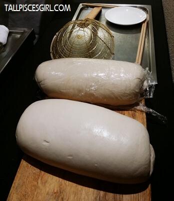Noodle dough