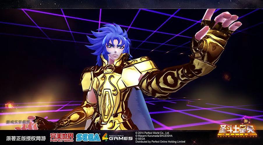 完美世界《圣斗士星矢Online》3D游戏經典重现 1