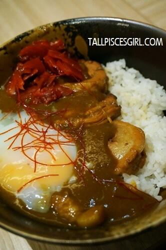 Goku Raku Kakuni Curry Rice (Price: RM 23.90)