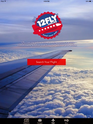 12FLY Flight Search