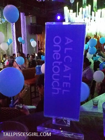 Alcatel OneTouch Flash Launch