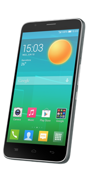 Alcatel OneTouch Flash - Gun Grey