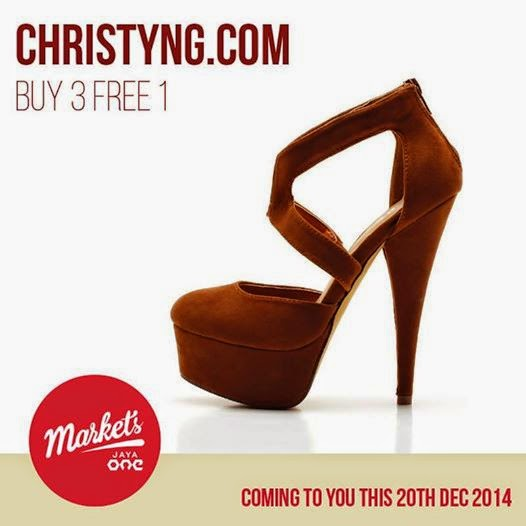 Markets 14 Special - ChristyNg Buy 3 Free 1