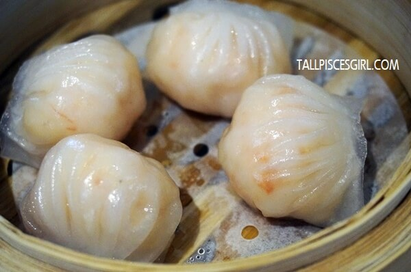 Prawn Dumpling (Price: RM 11.80)