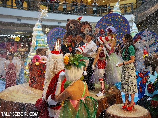 Official launch of A Rustic Woodland Christmas @ 1 Utama Shopping Centre