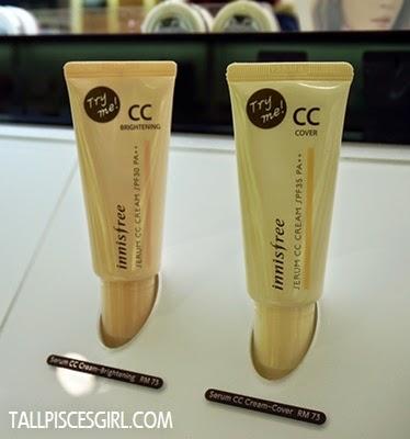 CC Cream Price: RM 75