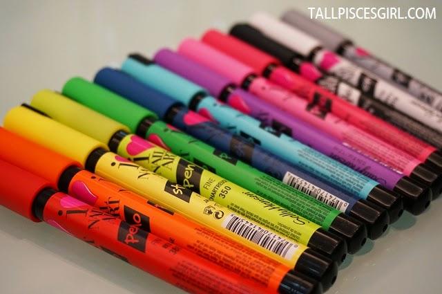 Sally Hansen Nail Art Pen Price: RM 19.90