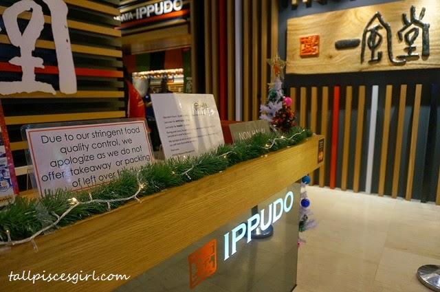 Hakata IPPUDO Pavilion