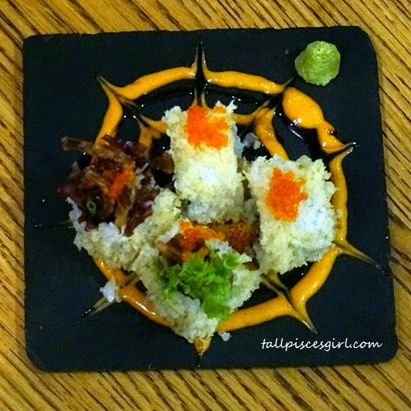 Spider Roll (Price: RM 18)
