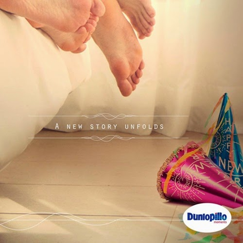 Dunlopillo - Every Mattress Has A Story