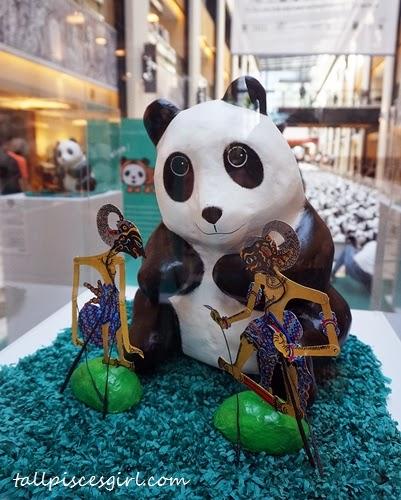 Wayang Kulit Panda