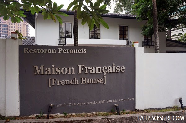 Maison Francaise (French House)