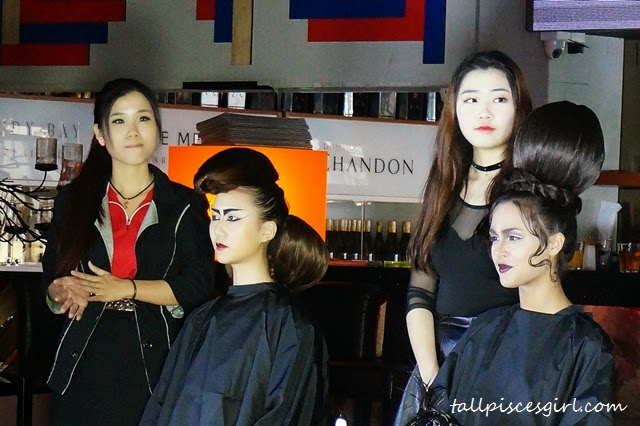 Gelly Wee Makeup Studio Graduation Show + Competition 7