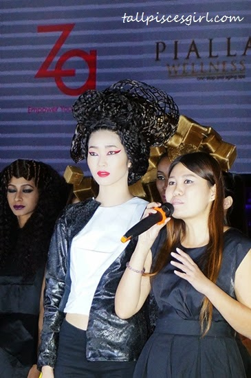Gelly Wee Makeup Studio Graduation Show + Competition 11
