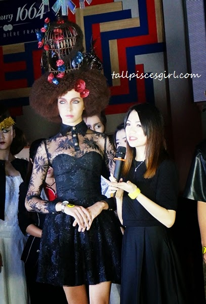 Gelly Wee Makeup Studio Graduation Show + Competition 12