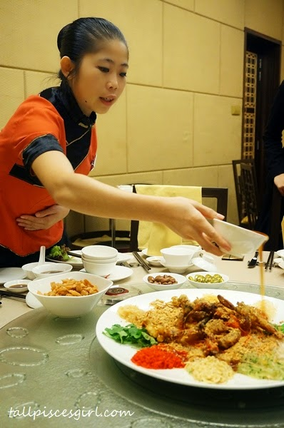 DSC02690 - Zuan Yuan Chinese New Year Festive Menus 2015
