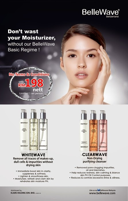 BelleWave Promotion