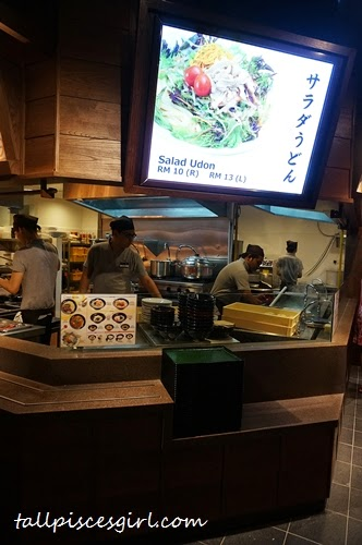 DSC03893 | Yoshinoya Beef Bowl & Hanamaru Udon @ Mid Valley Megamall