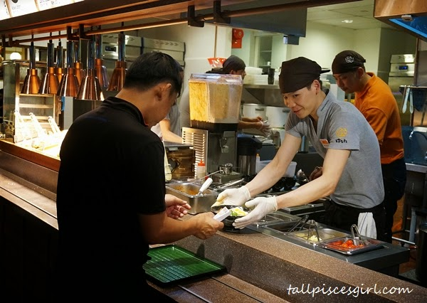 DSC03894 | Yoshinoya Beef Bowl & Hanamaru Udon @ Mid Valley Megamall