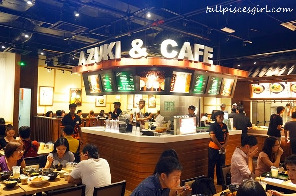 Azuki & Cafe