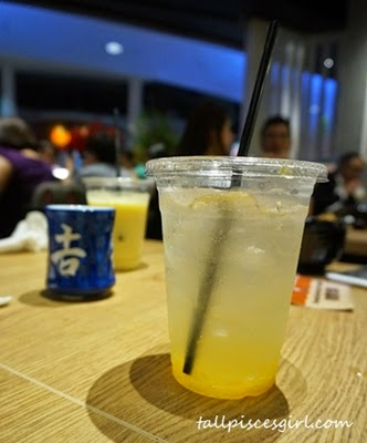 Yuzu Soda