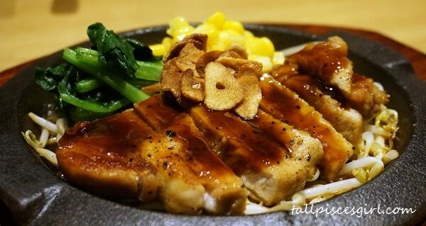Pork Grill Price: RM 16