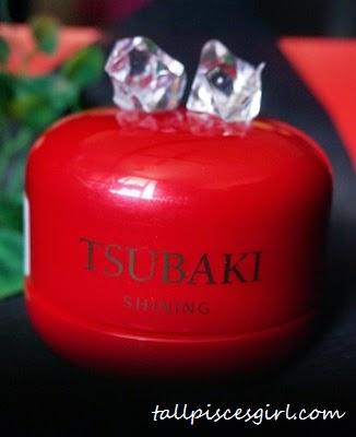 Tsubaki Shining Hair Mask