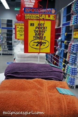'Desire' Bath Towels