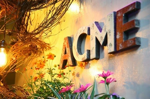 Entrance interior shot 21 - Whet Your Appetite at Acme Bar & Coffee (ABC) Spring Menu Launch