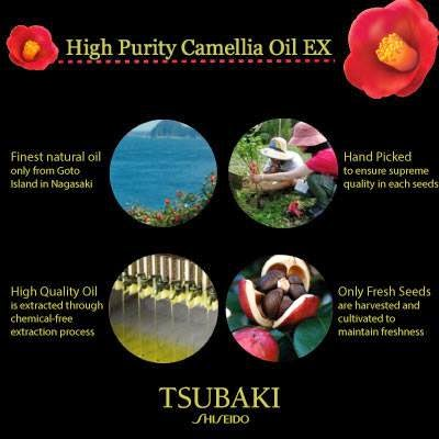 Review: Tsubaki Shining Hair Care Range 1
