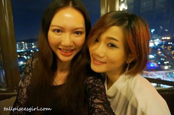 Charmaine X Arisa Chow